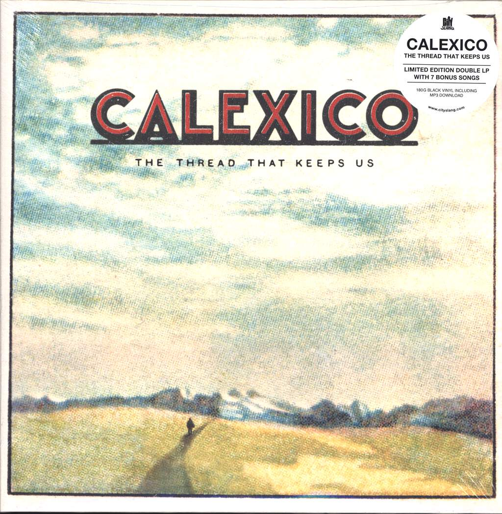 Calexico: The Thread That Keeps Us, LP (Vinyl)