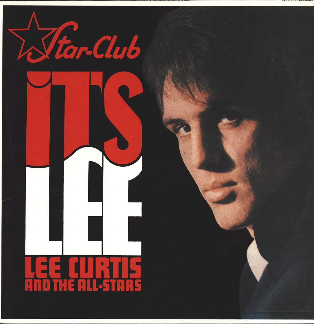 Lee Curtis & The All-Stars: It's Lee, LP (Vinyl)