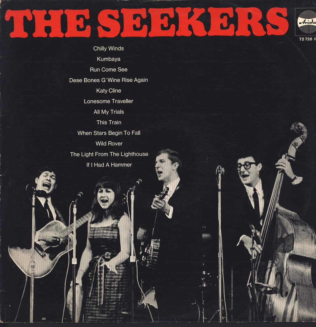 The Seekers: The Seekers, LP (Vinyl)
