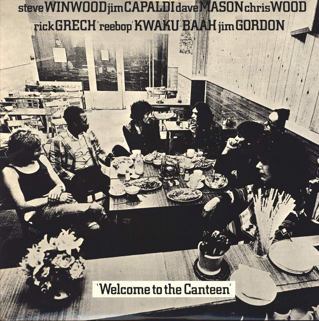 Traffic: Welcome To The Canteen, LP (Vinyl)