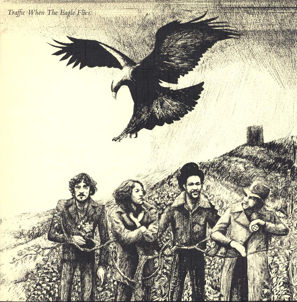Traffic: When The Eagle Flies, LP (Vinyl)