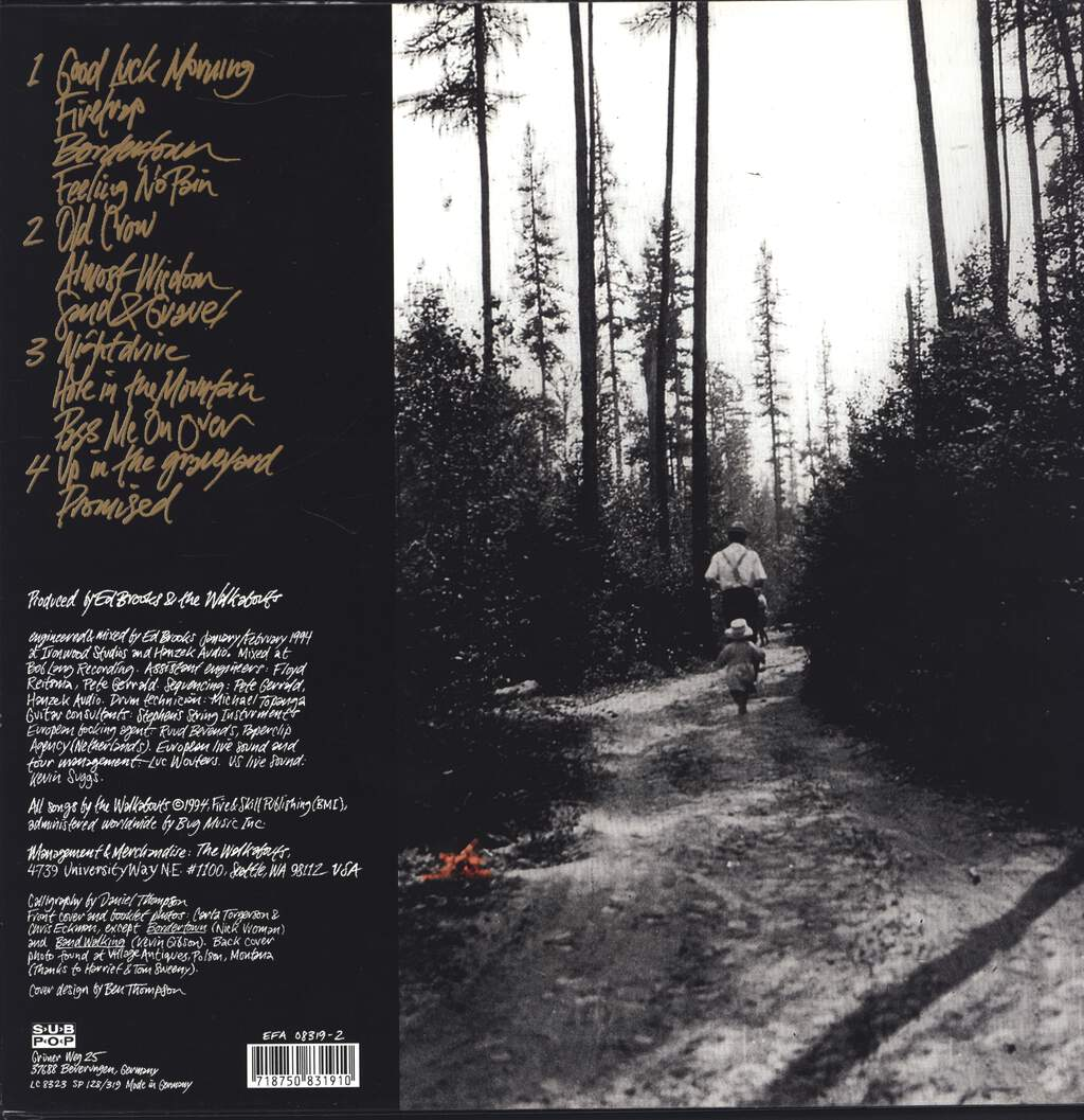 The Walkabouts: Setting The Woods On Fire, 2×LP (Vinyl)