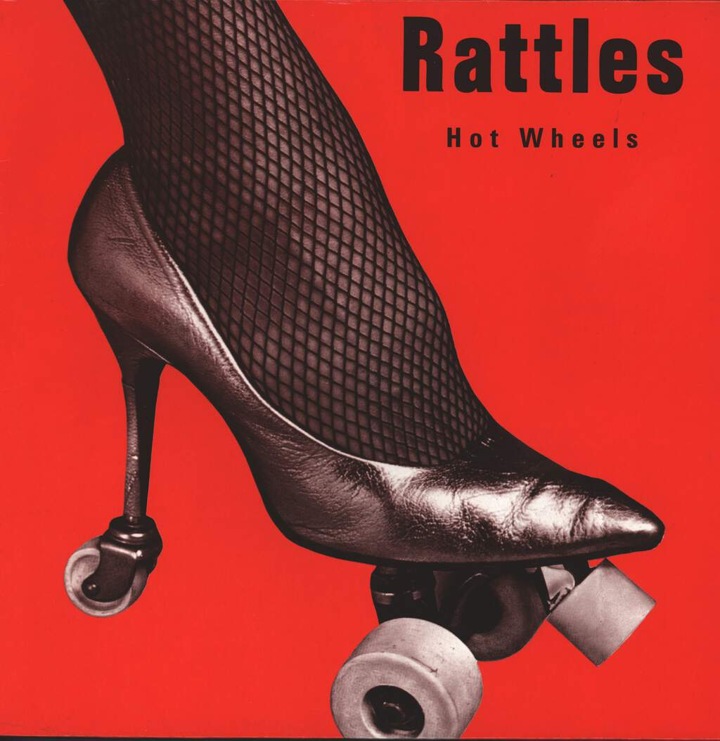 The Rattles: Hot Wheels, LP (Vinyl)