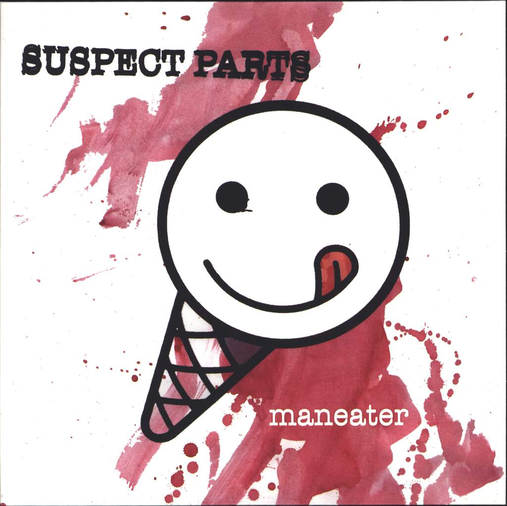 "Suspect Parts: Maneater, 7"" Single (Vinyl)"