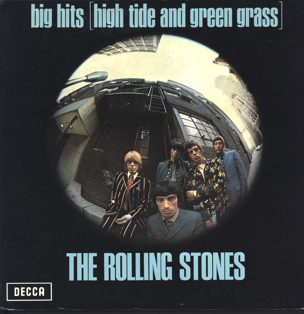 The Rolling Stones: Big Hits (High Tide And Green Grass), LP (Vinyl)