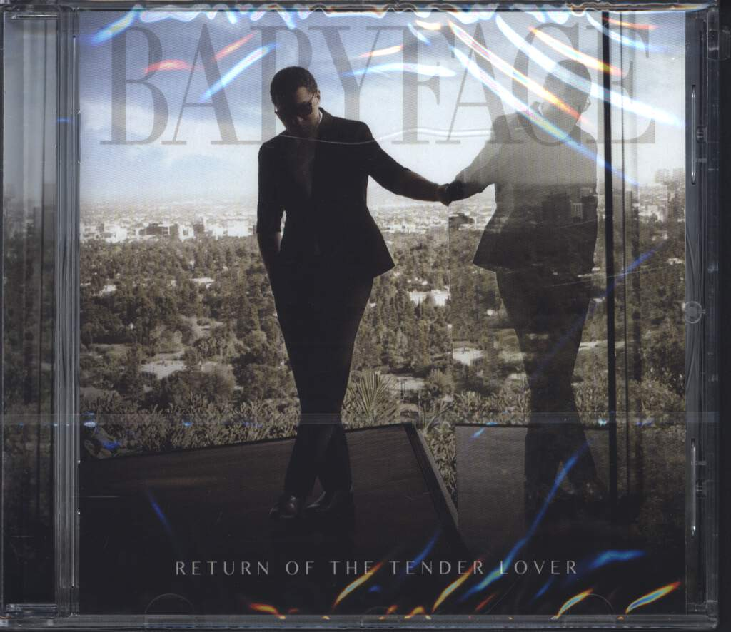 Babyface: Return Of The Tender Lover, CD