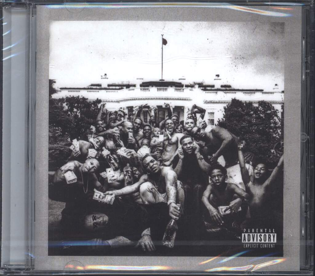 Kendrick Lamar: To Pimp A Butterfly, CD
