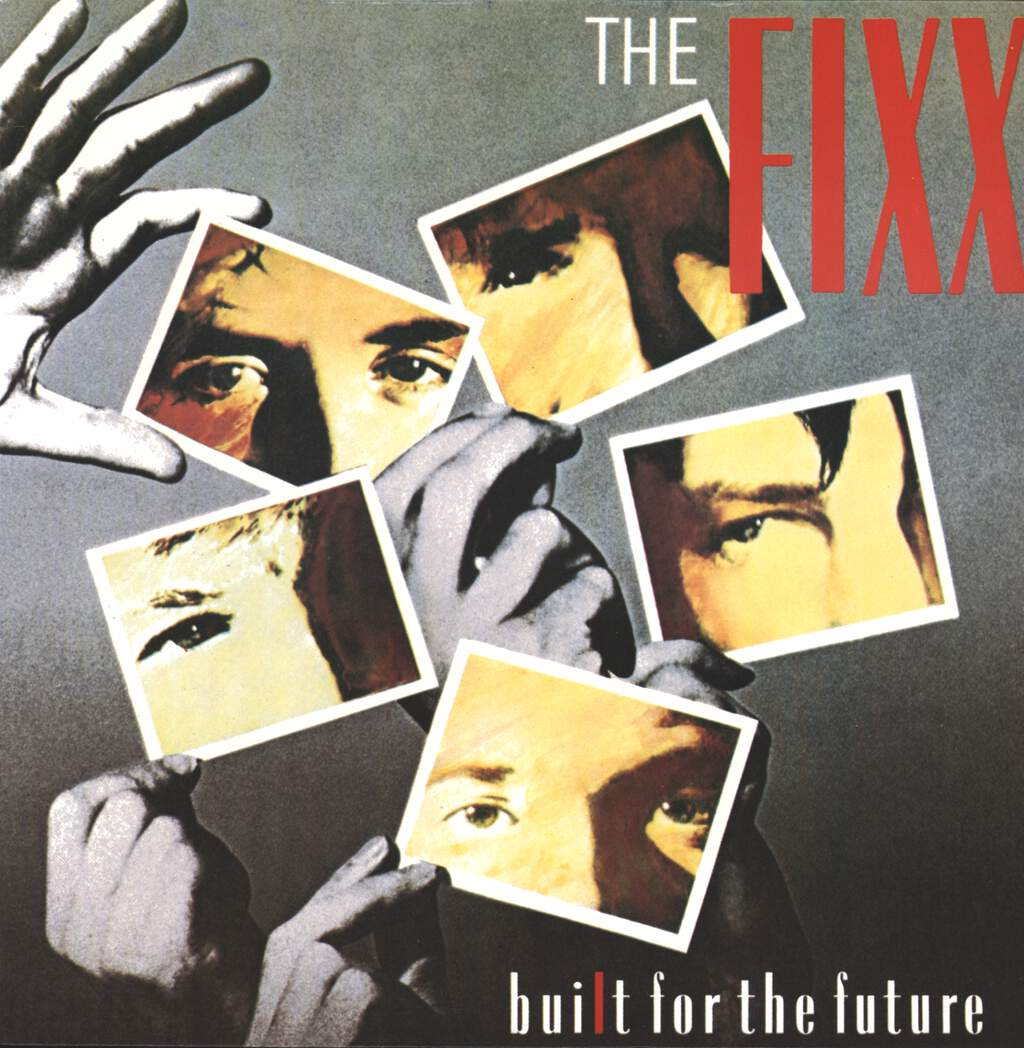 "The Fixx: Built For The Future, 12"" Maxi Single (Vinyl)"