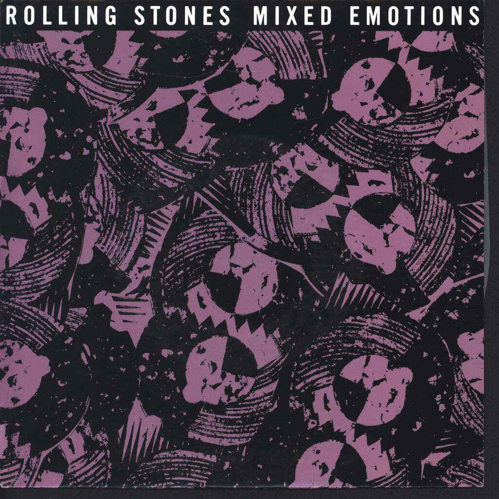 "The Rolling Stones: Mixed Emotions, 7"" Single (Vinyl)"