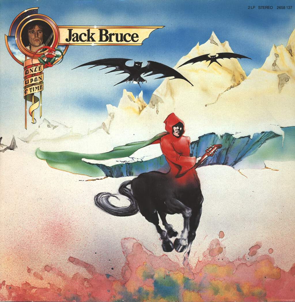 Jack Bruce: Once Upon A Time, LP (Vinyl)