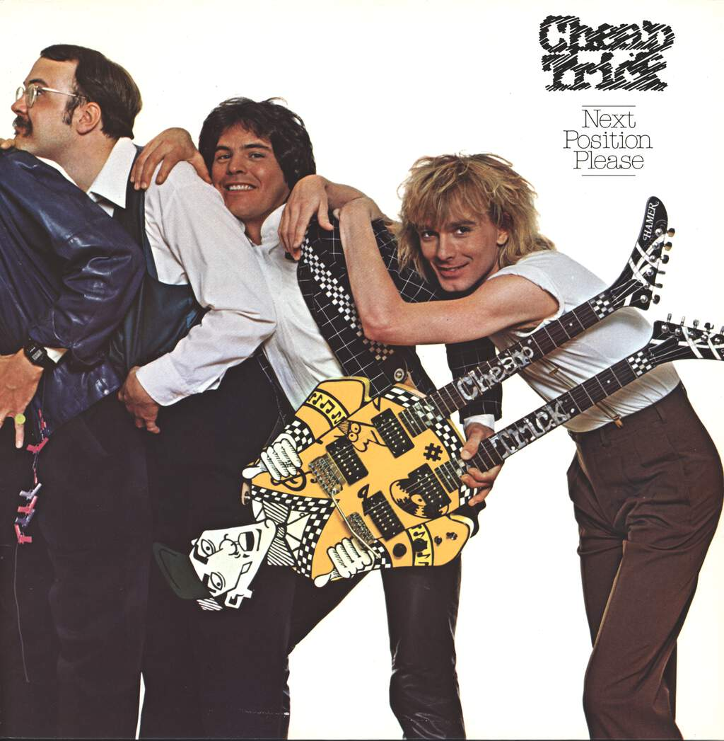 Cheap Trick: Next Position Please, LP (Vinyl)