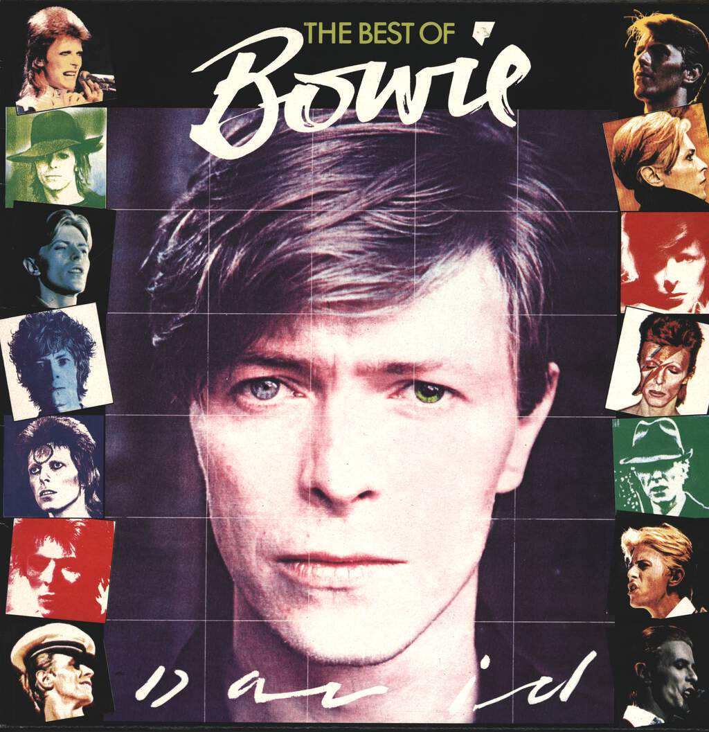 David Bowie: The Best Of Bowie, LP (Vinyl)
