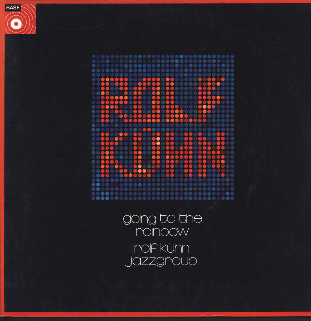 Rolf Kühn Jazzgroup: Going To The Rainbow, LP (Vinyl)