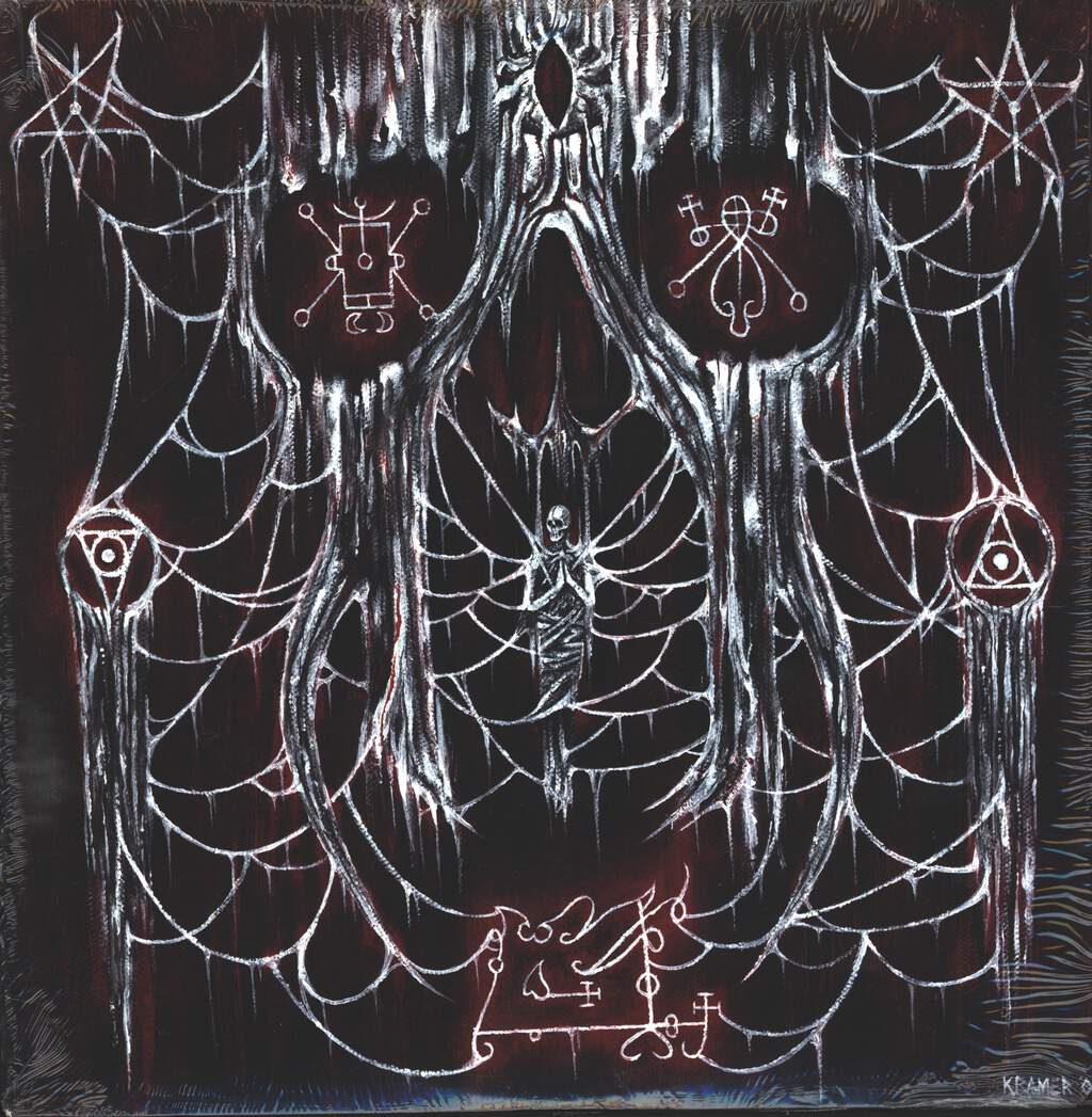 Vasaeleth: Crypt Born & Tethered To Ruin ‎, LP (Vinyl)