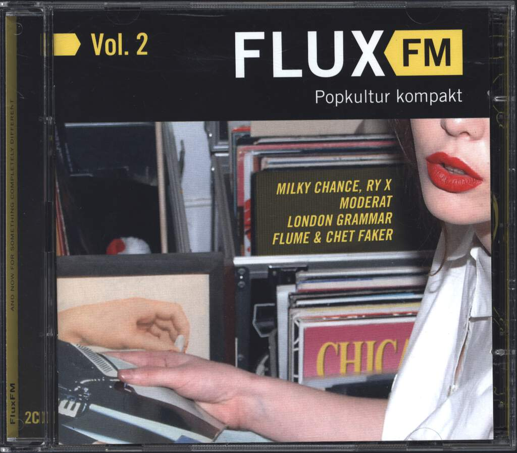 Various: FluxFM Vol.2, CD