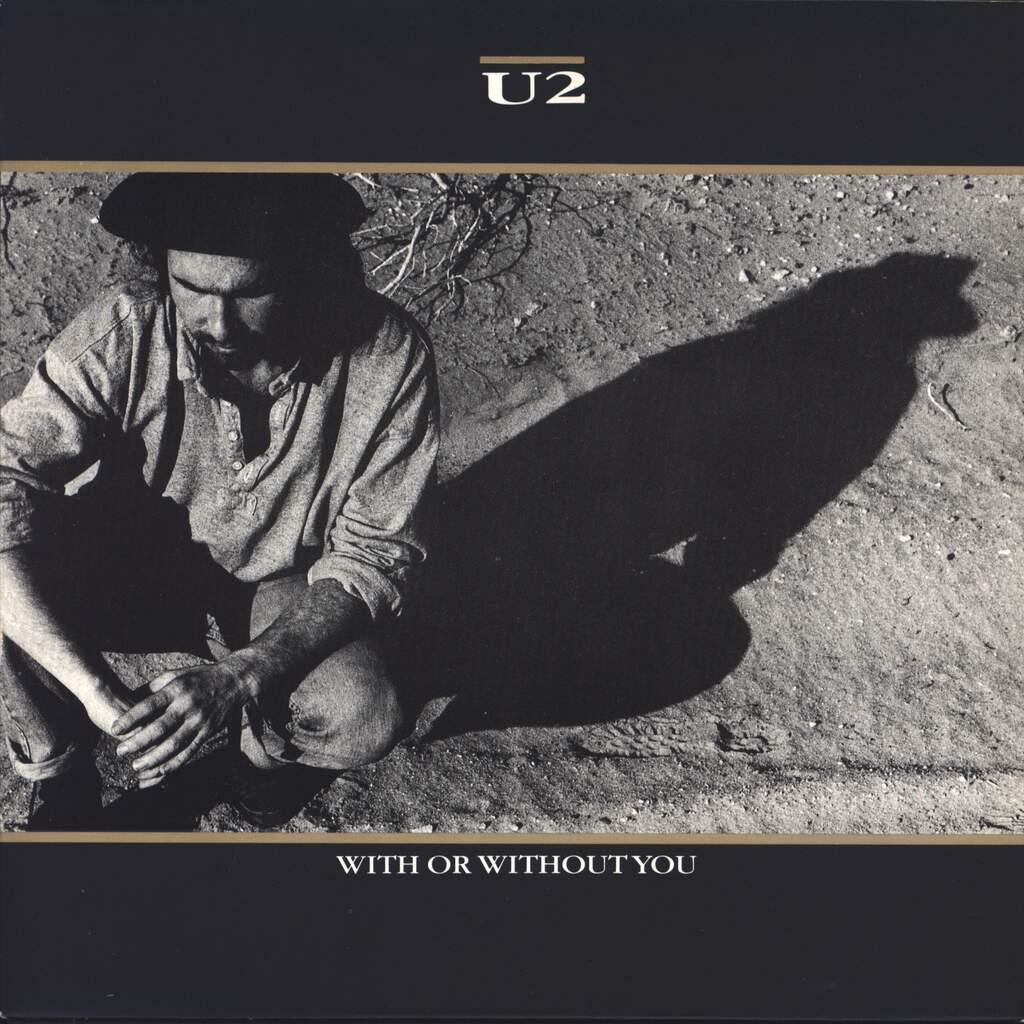 "U2: With Or Without You, 7"" Single (Vinyl)"