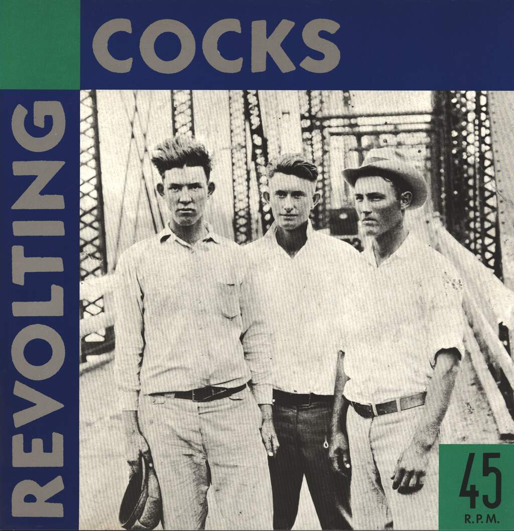 "Revolting Cocks: No Devotion, 12"" Maxi Single (Vinyl)"
