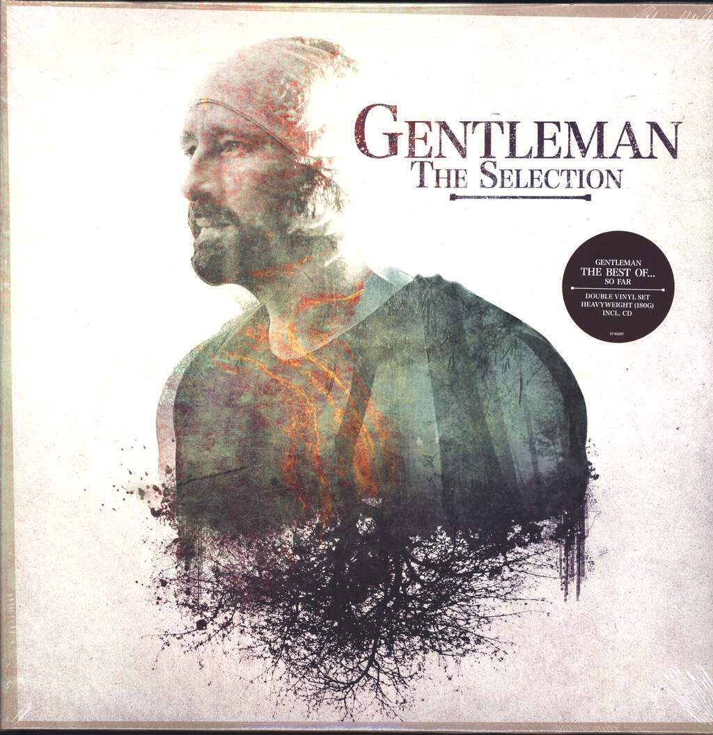 Gentleman: The Selection, 2×LP (Vinyl)