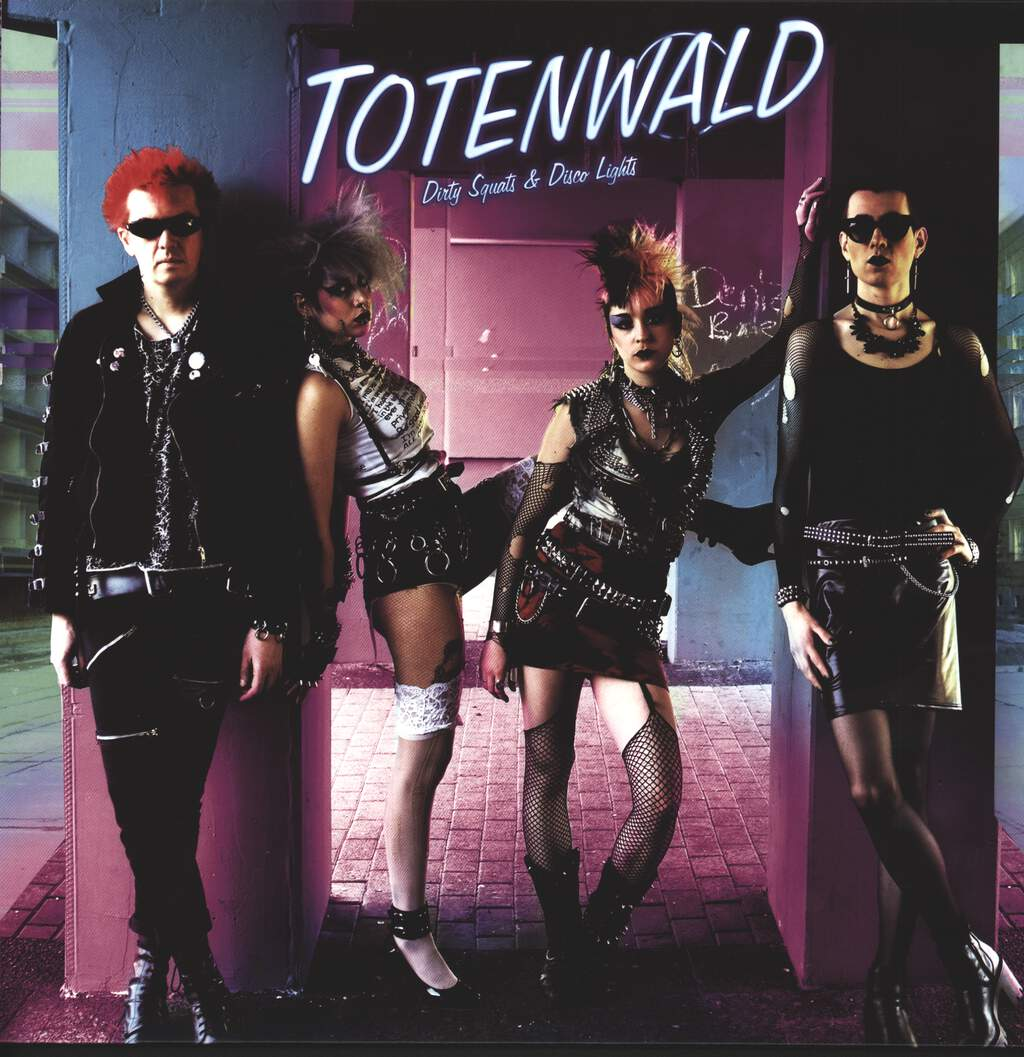 Totenwald: Dirty Squats & Disco Lights, LP (Vinyl)