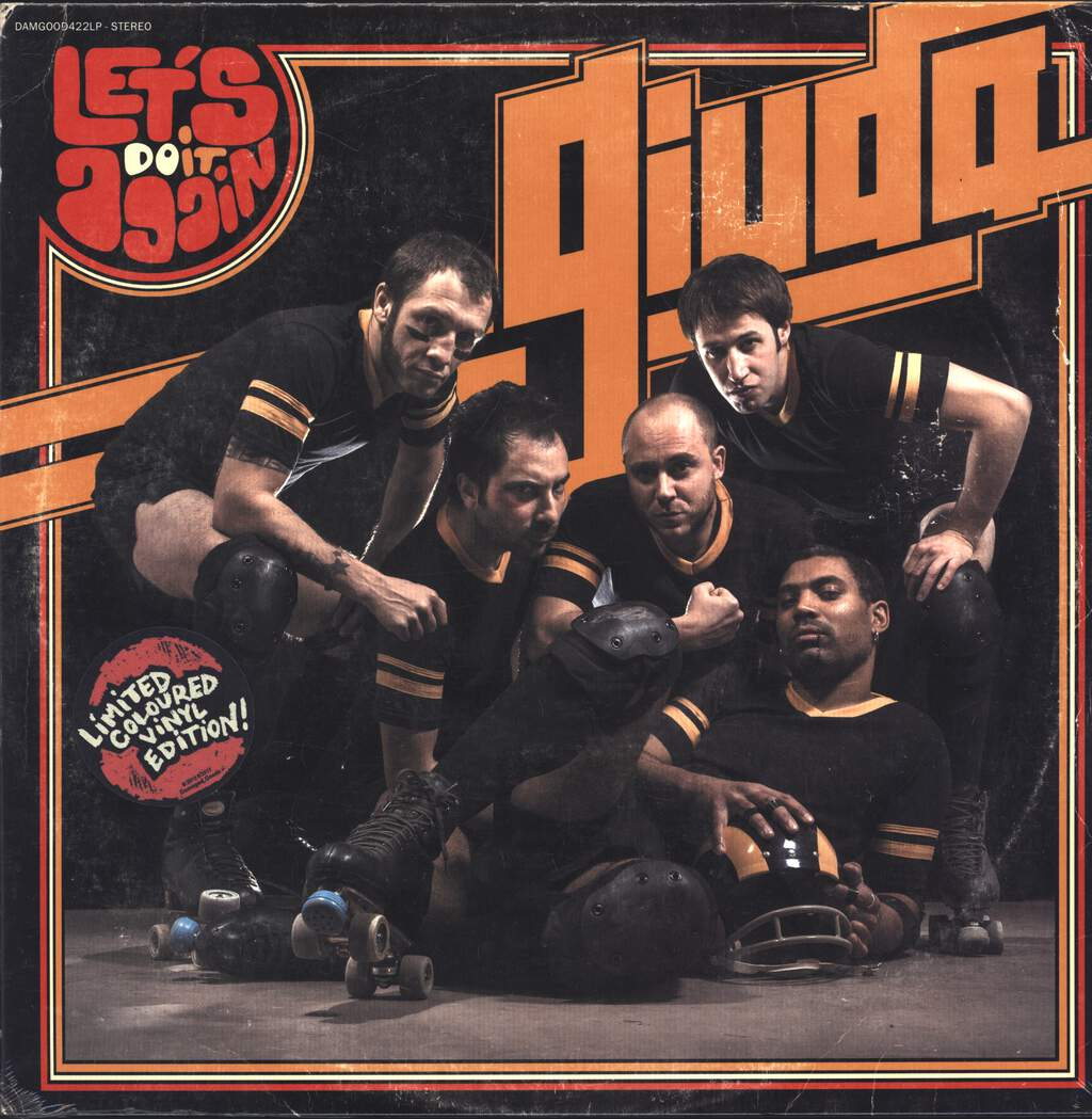 Giuda: Let's Do It Again, LP (Vinyl)