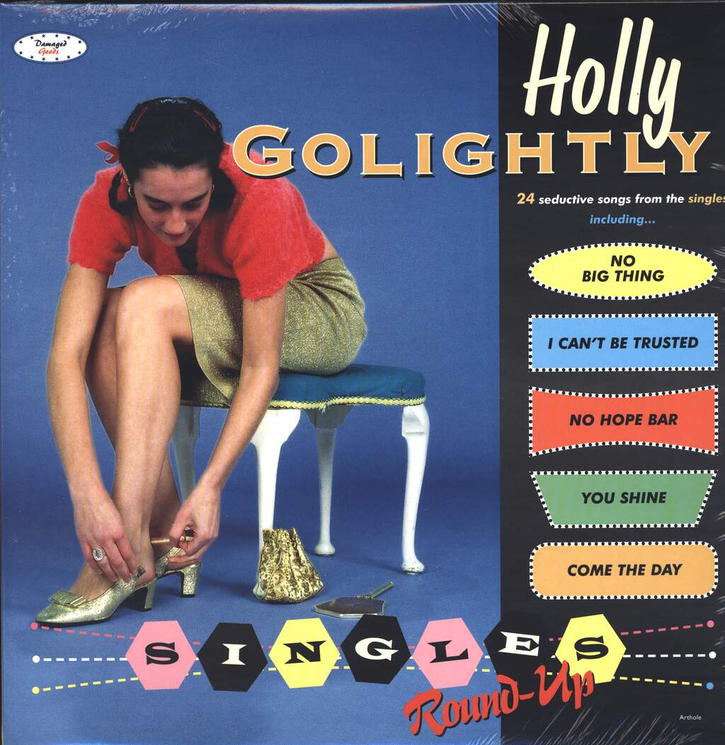 Holly Golightly: Singles Round-up, 2×LP (Vinyl)