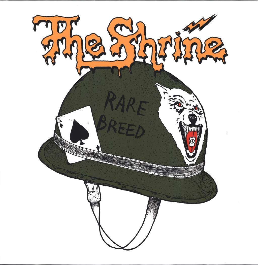 The Shrine: Rare Breed, LP (Vinyl)
