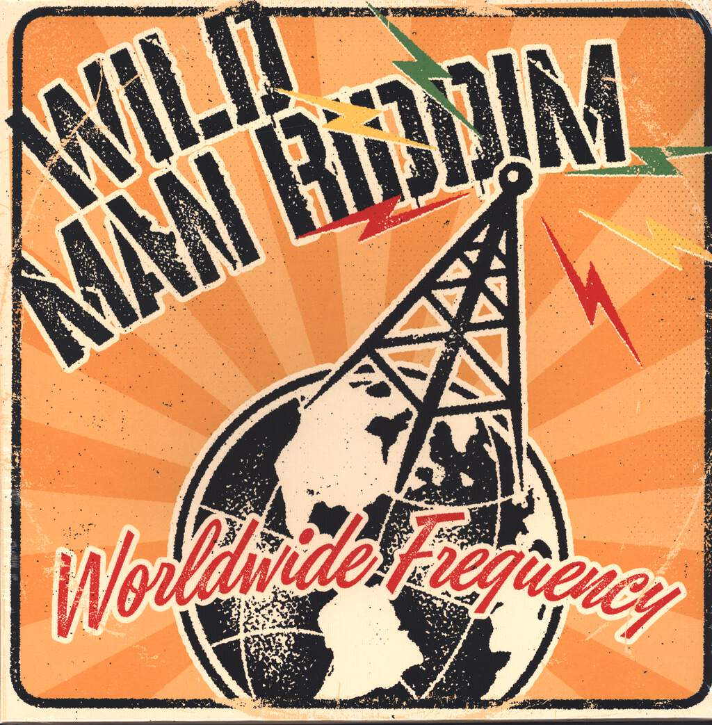 Wild Man Riddim: Worldwide Frequency, LP (Vinyl)
