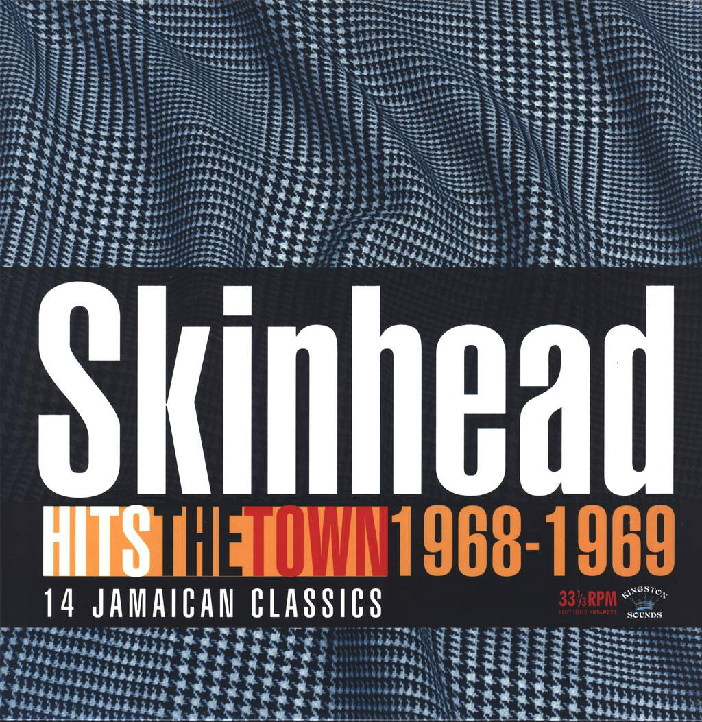 Various: Skinhead Hits The Town 1968-1969, LP (Vinyl)
