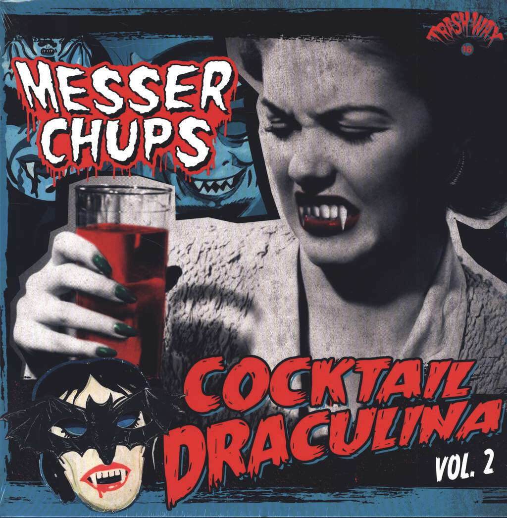 Messer Chups: Cocktail Draculina Vol. 2, LP (Vinyl)