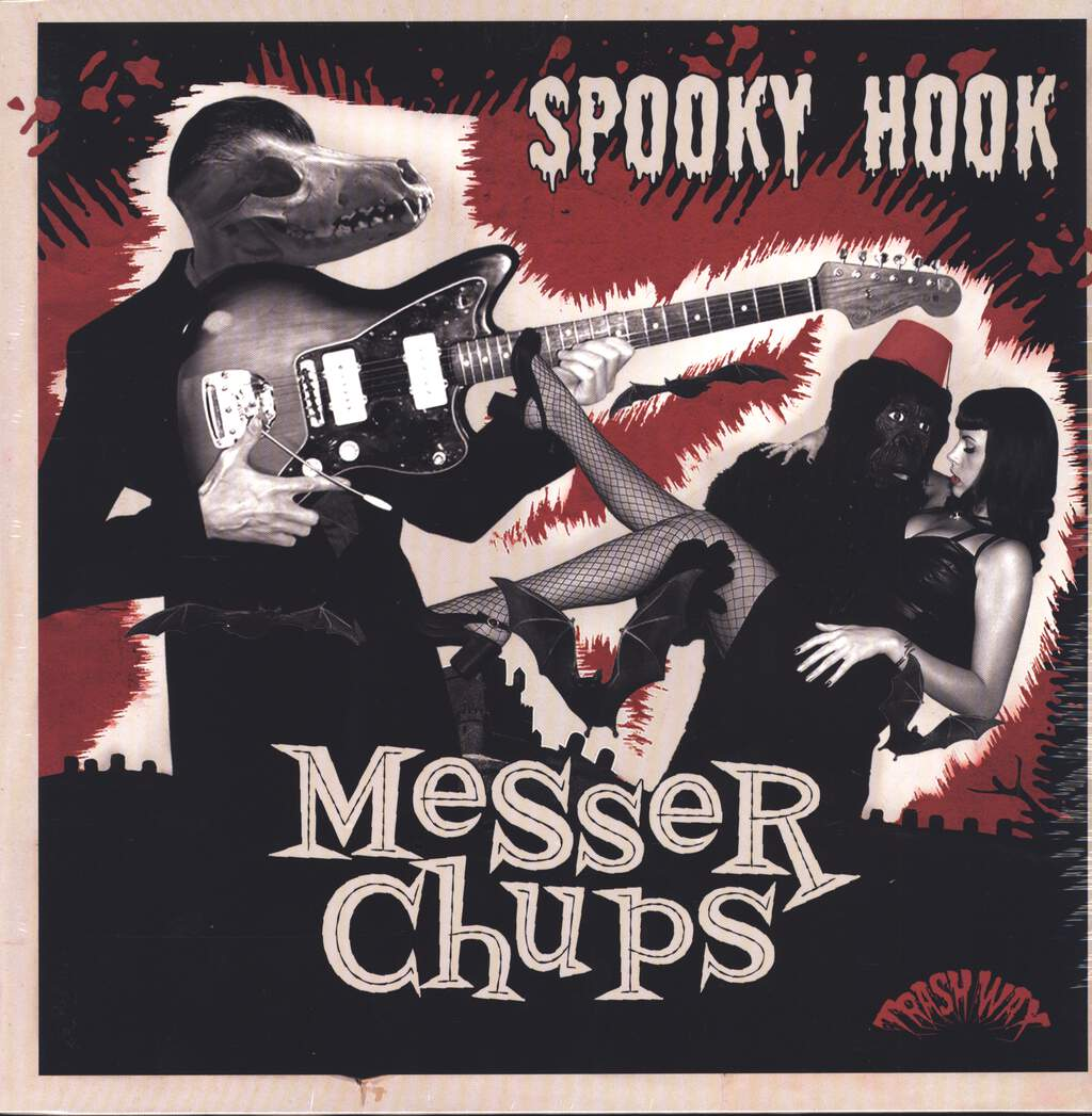 Messer Chups: Spooky Hook, LP (Vinyl)
