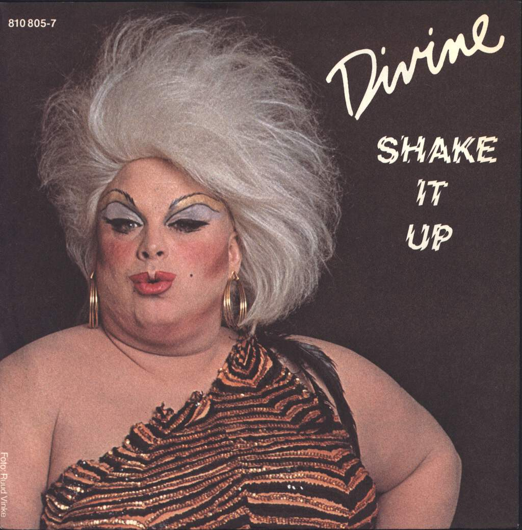 "Divine: Shake It Up, 7"" Single (Vinyl)"