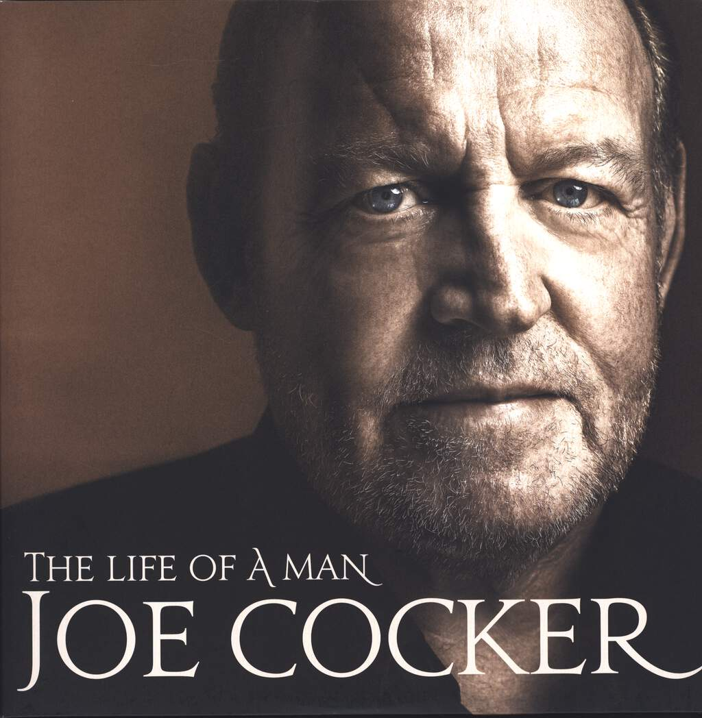 Joe Cocker: The Life Of A Man - The Ultimate Hits 1968-2013, LP (Vinyl)
