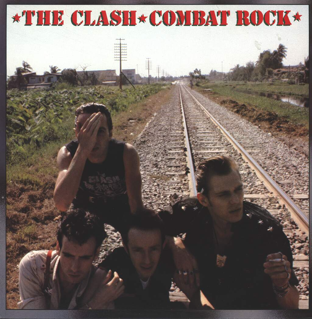 The Clash: Combat Rock, LP (Vinyl)