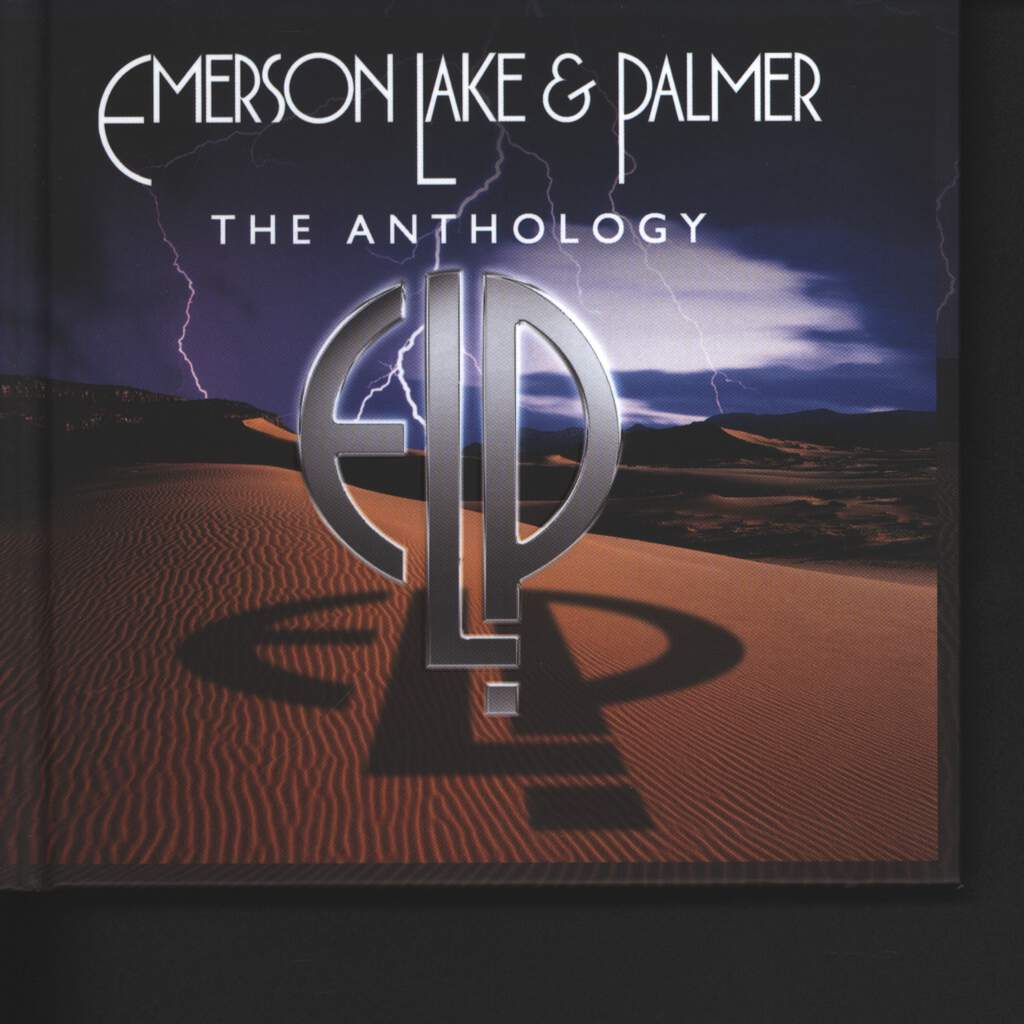Emerson, Lake & Palmer: The Anthology, CD