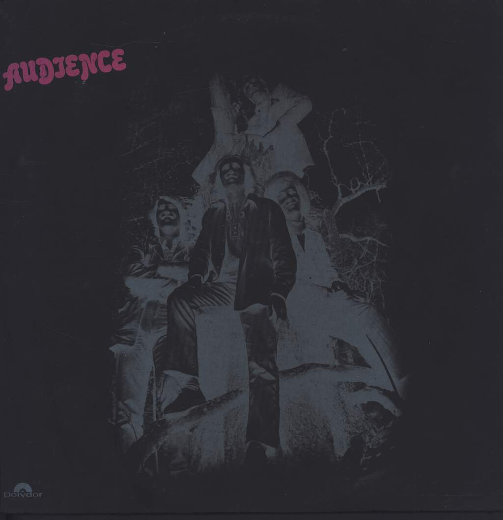 Audience: Audience, LP (Vinyl)