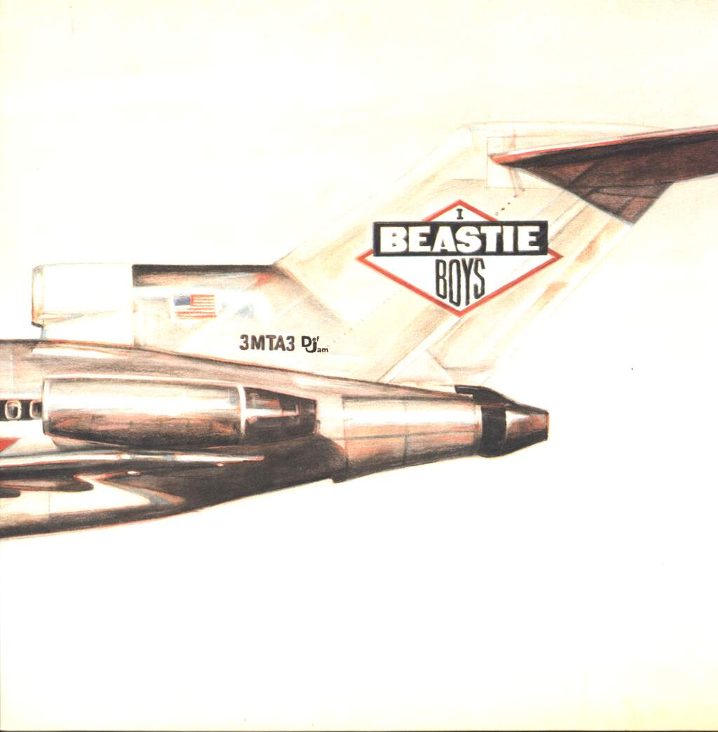 Beastie Boys: Licensed To Ill, LP (Vinyl)
