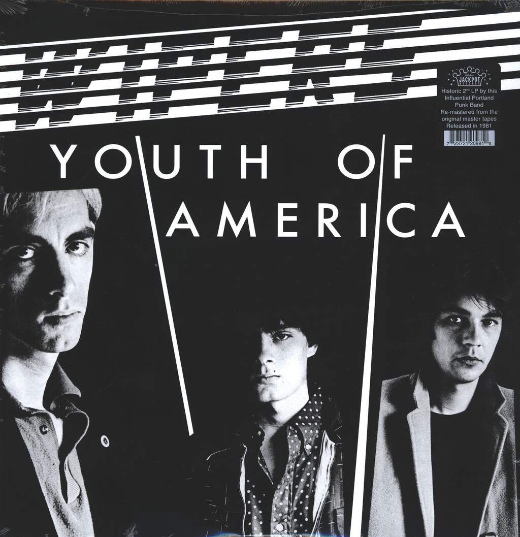 Wipers: Youth Of America, LP (Vinyl)