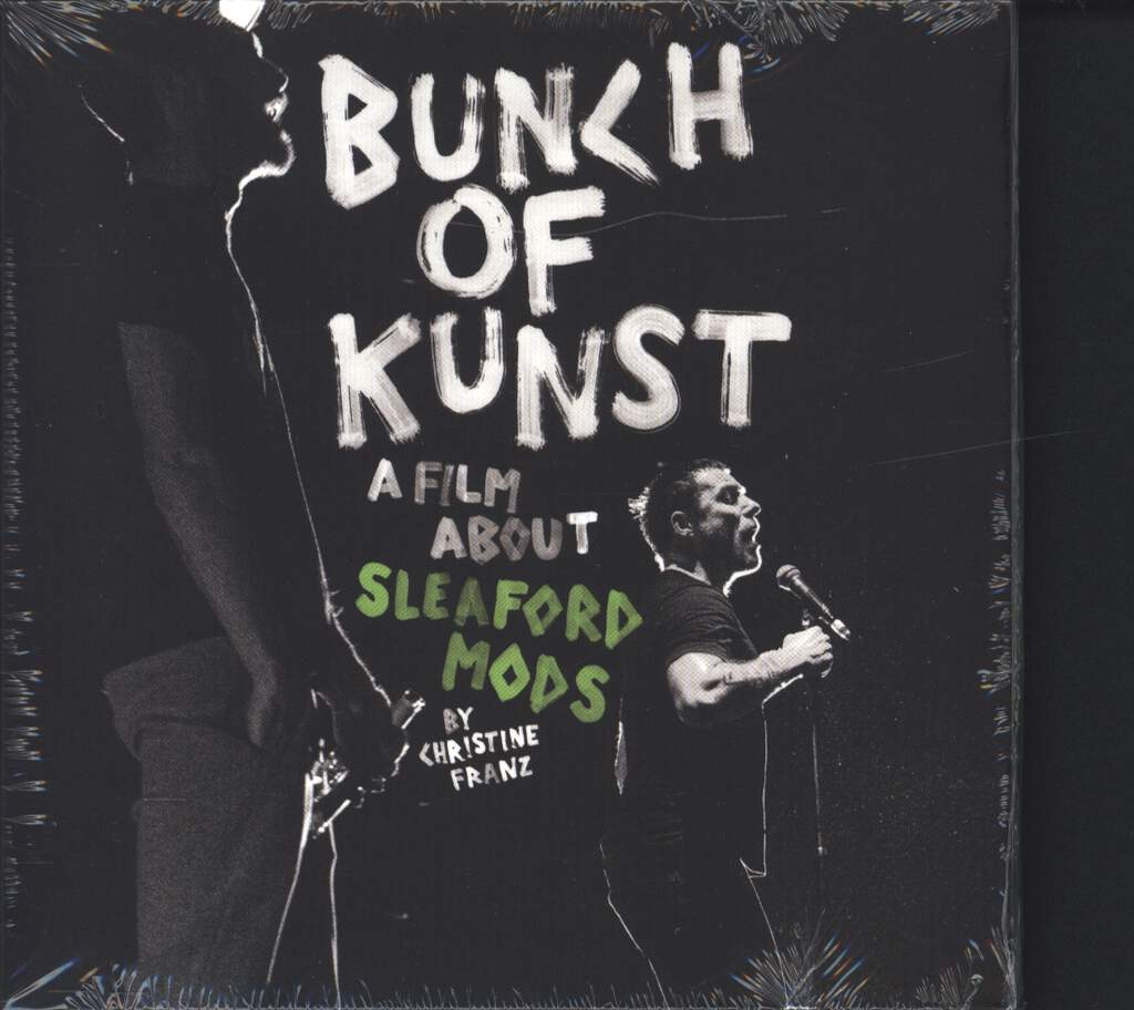 Sleaford Mods: Bunch Of Kunst, DVD