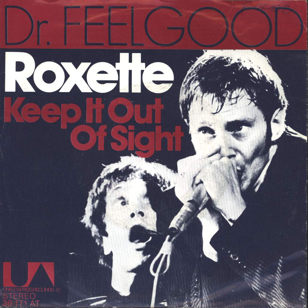 "Dr Feelgood: Roxette / Keep It Out Of Sight, 7"" Single (Vinyl)"