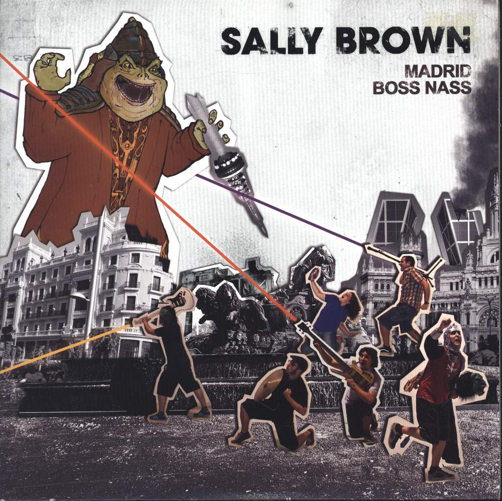 "Sally Brown: Madrid, 7"" Single (Vinyl)"