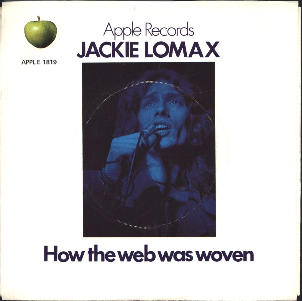 "Jackie Lomax: How The Web Was Woven, 7"" Single (Vinyl)"