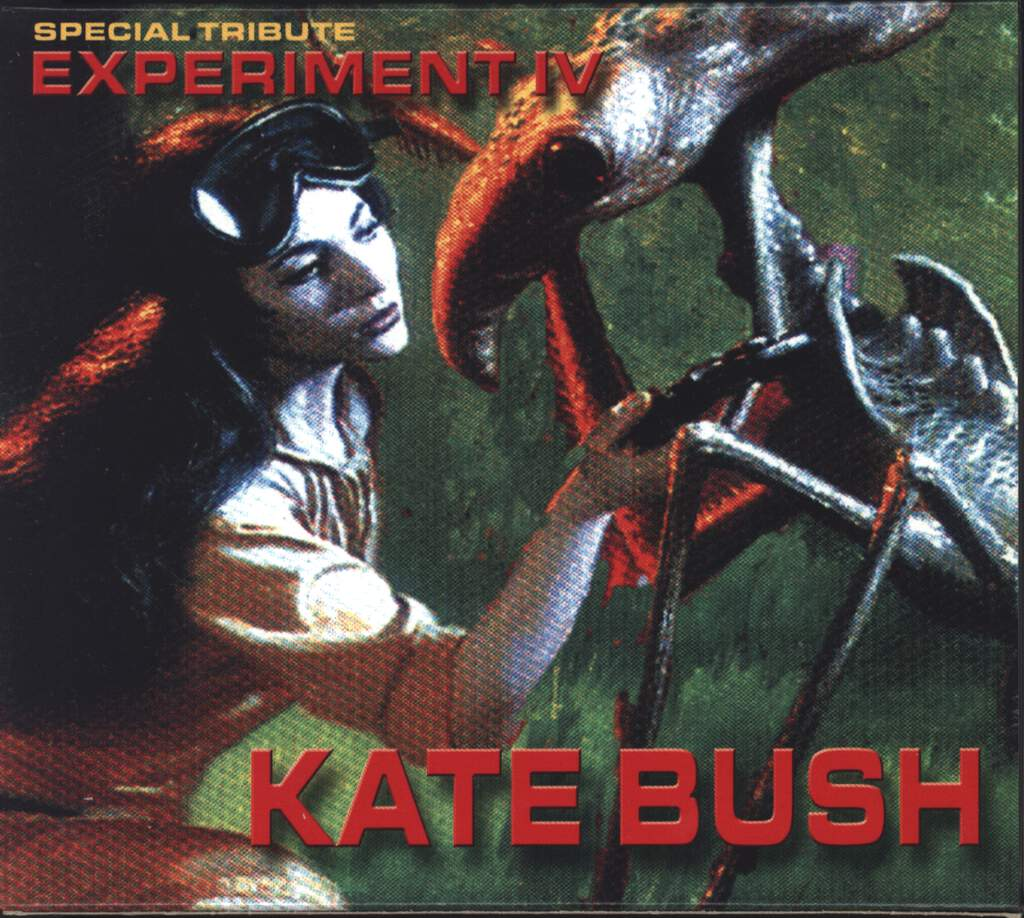 The Klone Orchestra: Kate Bush - Special Tribute Experiment IV, CD