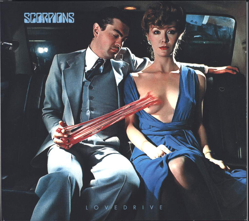 Scorpions: Lovedrive, CD