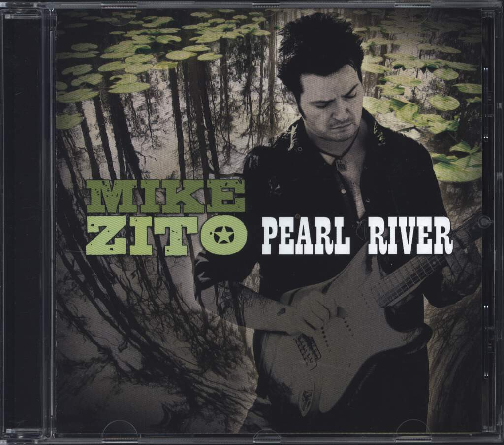 Mike Zito: Pearl River, CD