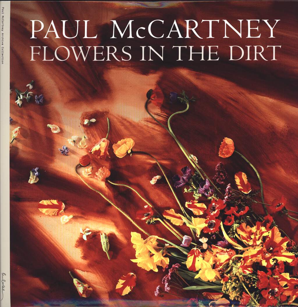 Paul McCartney: Flowers In The Dirt, LP (Vinyl)