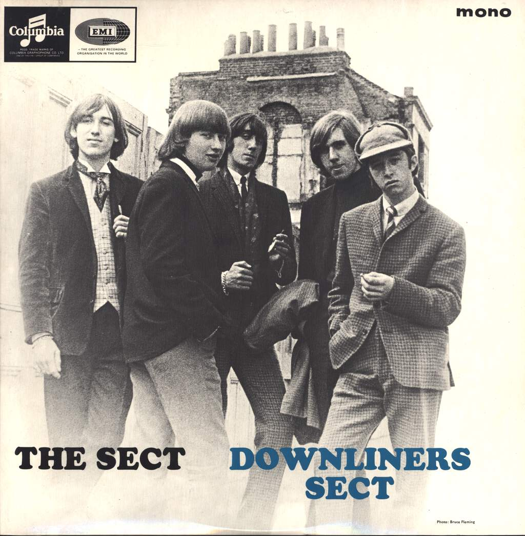 Downliners Sect: The Sect, LP (Vinyl)
