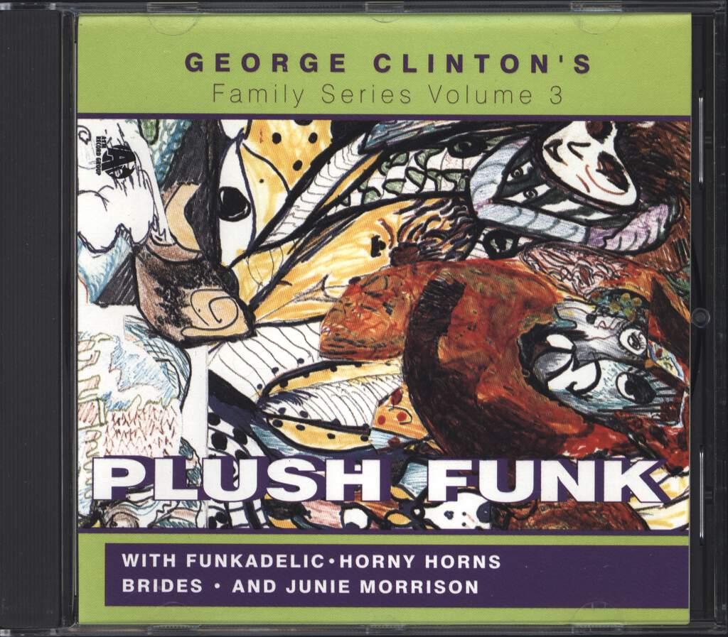 Various: George Clinton Family Series Volume 3 - Plush Funk, CD