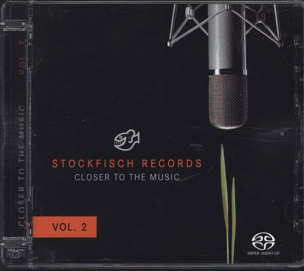 Various: Closer To The Music Vol. 2, CD