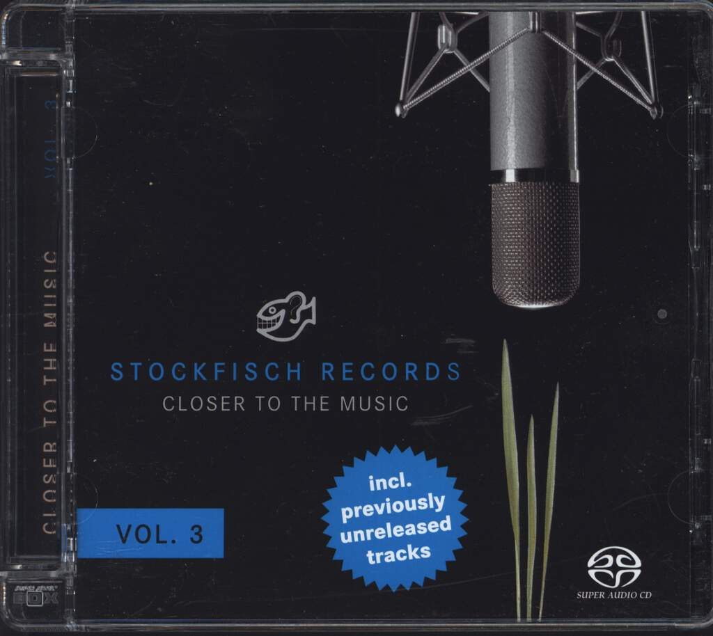 Various: Closer To The Music Vol. 3, CD