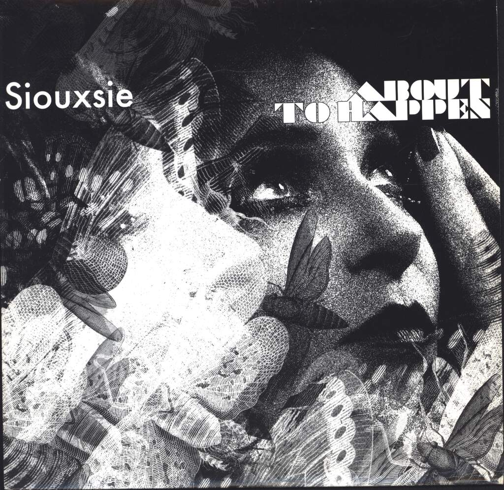 "Siouxsie Sioux: About To Happen, 7"" Single (Vinyl)"